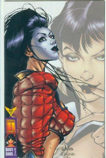 HARRIS COMICS VAMPIRELLA #7B (1997)
