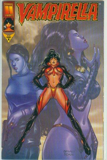 HARRIS COMICS VAMPIRELLA #0 (1999)