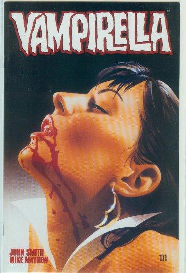 HARRIS COMICS VAMPIRELLA #5 (2002)