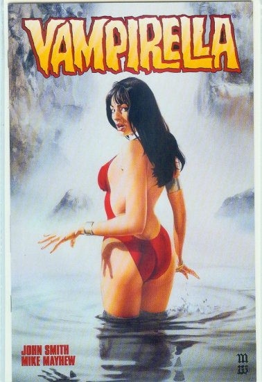 HARRIS COMICS VAMPIRELLA #4 (2001)