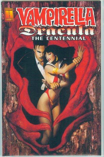 HARRIS COMICS VAMPIRELLA DRACULA THE CENTENNIAL 48pg (1997)