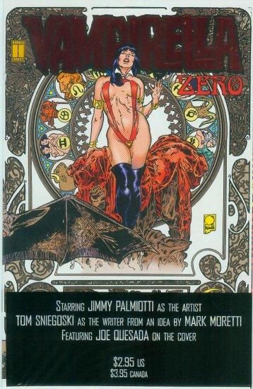 HARRIS COMICS VAMPIRELLA #0 (1992)