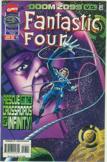 FANTASTIC FOUR #413 (1996)