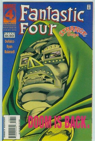 FANTASTIC FOUR #406 (1995)