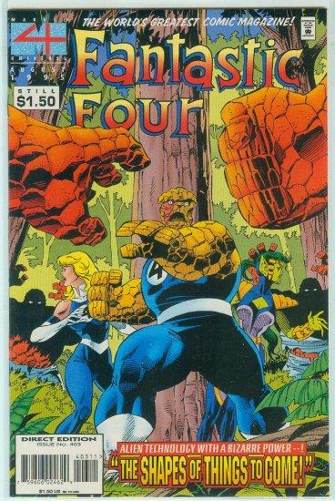 FANTASTIC FOUR #403 (1995)