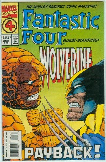 FANTASTIC FOUR #395 (1994)