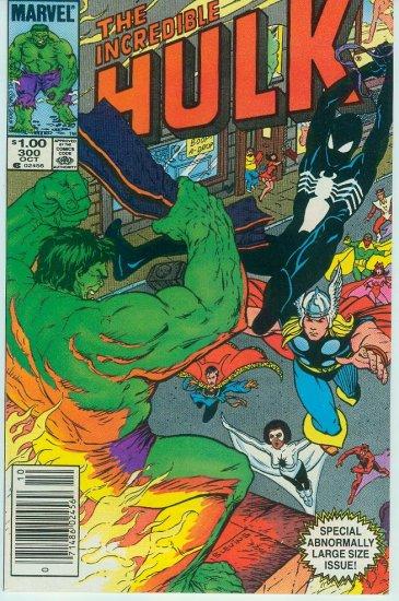 INCREDIBLE HULK #300 (1984)