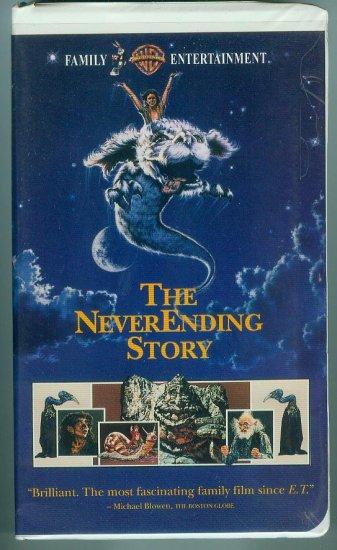 The Neverending Story (VHS, Mar 1999)