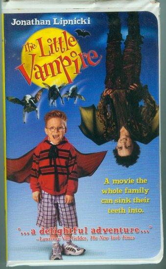 The Little Vampire (VHS, Mar 2001)