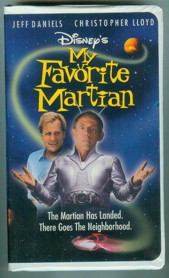 Disney's My Favorite Martian (VHS, Sep 1999)