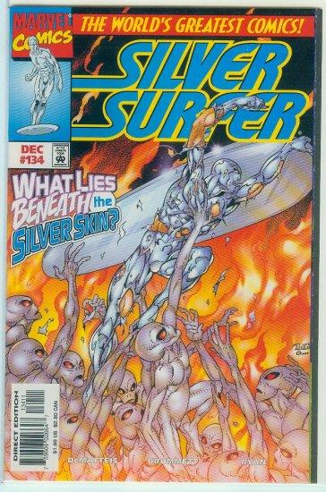 MARVEL COMICS SILVER SURFER #134 (1997)