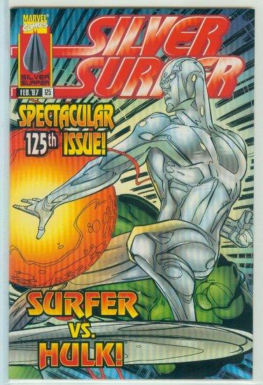 MARVEL COMICS SILVER SURFER #125 (1997)