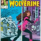 MARVEL COMICS KITTY PRYDE & WOLVERINE #1 OF 6 (1984)