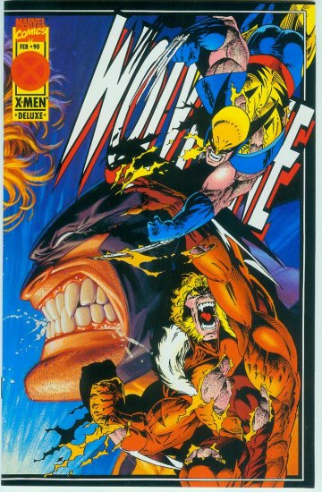 MARVEL COMICS WOLVERINE #90 (1995)