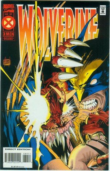 MARVEL COMICS WOLVERINE #89 (1995)
