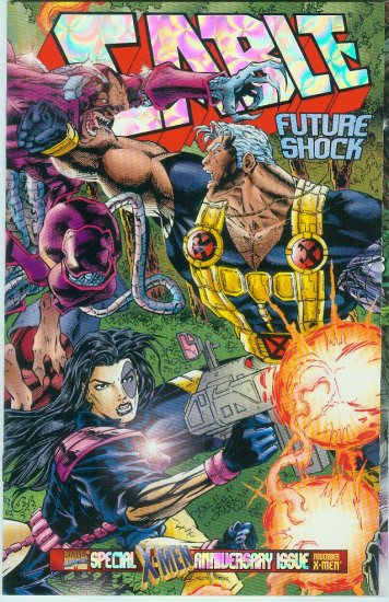 MARVEL COMICS CABLE #25 (1995)