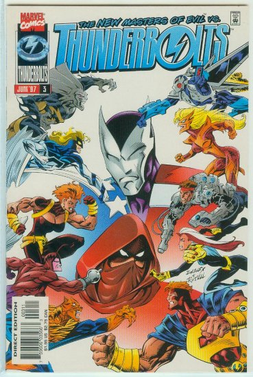 THUNDERBOLTS #3 (1997)