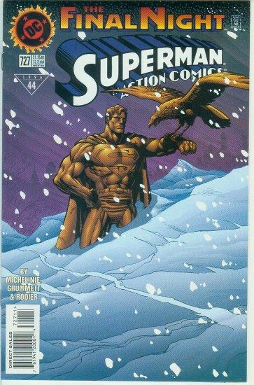 Action Comics #727 (1996)