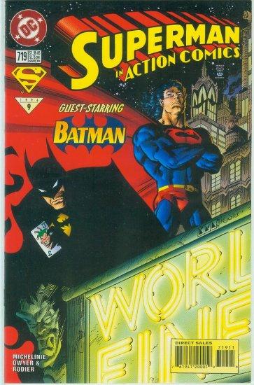 Action Comics #719 (1996)