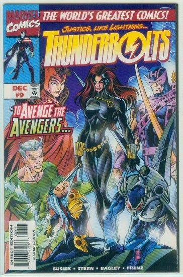 THUNDERBOLTS #9 (1997)