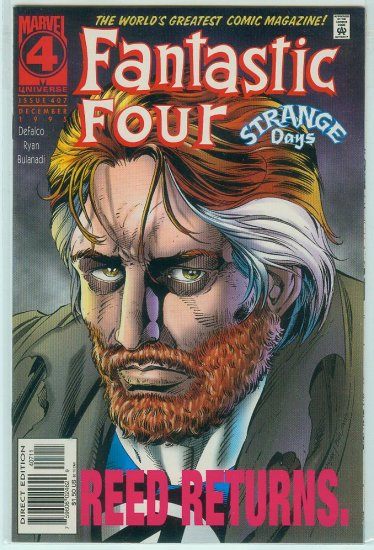 FANTASTIC FOUR #407 (1995)