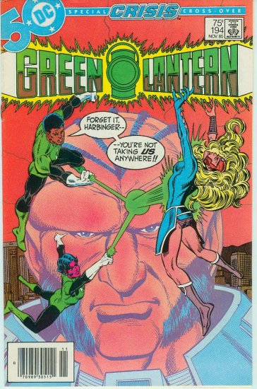 GREEN LANTERN #194 (1985)