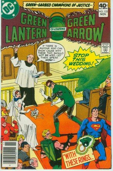 GREEN LANTERN #122 (1979) BRONZE AGE