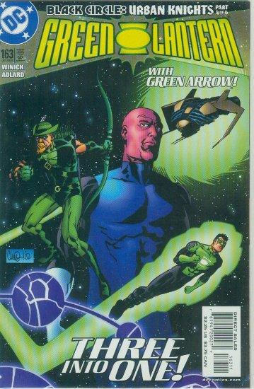 GREEN LANTERN #163 (2003)