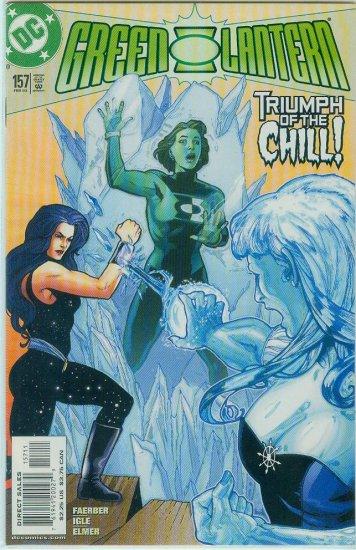 GREEN LANTERN #157 (2003)