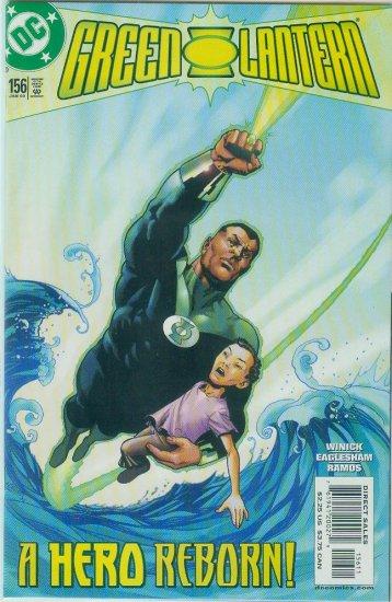 GREEN LANTERN #156 (2003)