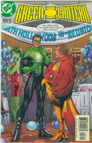 GREEN LANTERN #153 (2002)