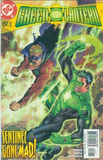 GREEN LANTERN #152 (2002)