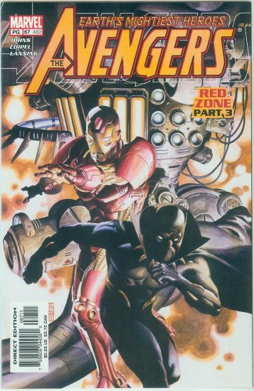 AVENGERS #67 (2003)