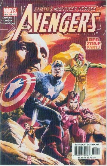 AVENGERS #65 (2003)