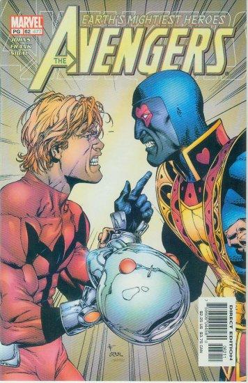 AVENGERS #62 (2003)