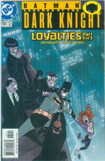 Legends Of The Dark Knight #161 (2003)
