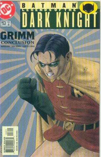 Legends Of The Dark Knight #153 (2002)
