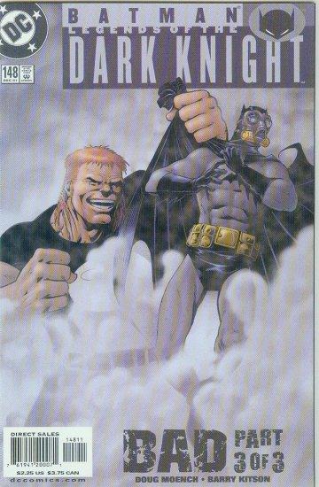 Legends Of The Dark Knight #148 (2001)