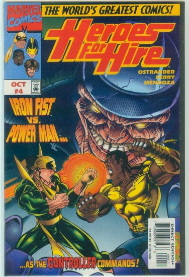 Heroes For Hire #4 (1997)