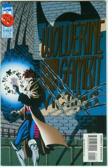 MARVEL COMICS WOLVERINE/GAMBIT #1 (1995)