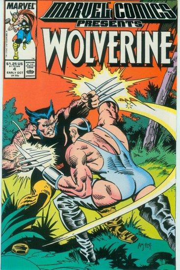 Marvel Comics Presents Wolverine #4 (1988)