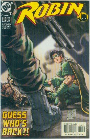 ROBIN #110 (2003)
