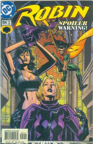 ROBIN #104 (2002)