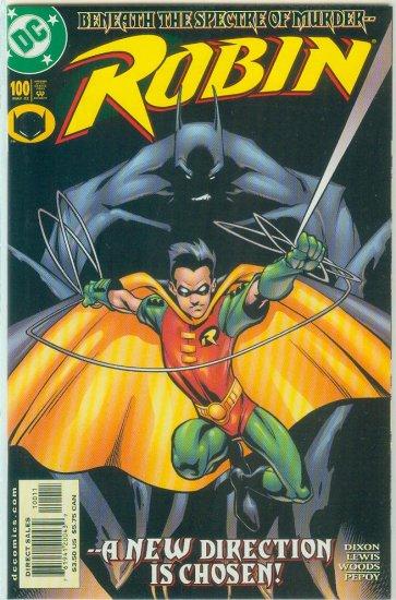ROBIN #100 (2002)