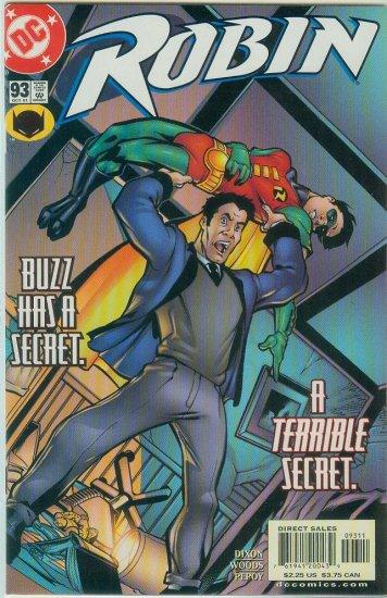 ROBIN #93 (2001)
