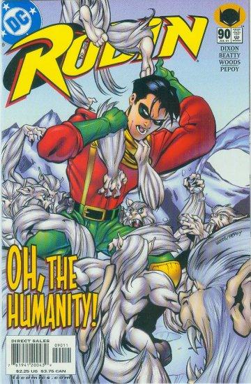 ROBIN #90 (2001)