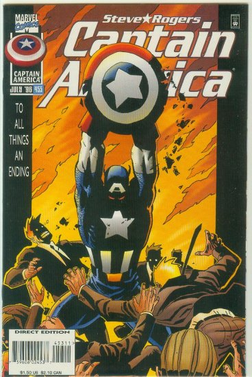 Captain America #453 (1996)