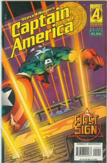 Captain America #449 (1996)