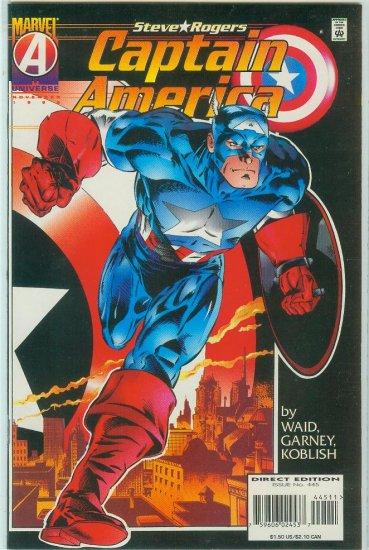 Captain America #445 (1995)