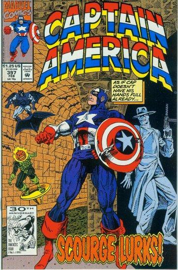 Captain America #397 (1992)